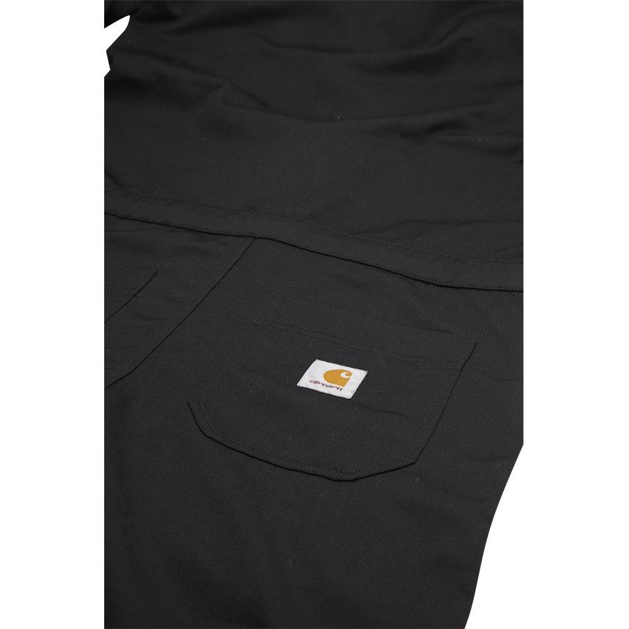 PHANTOM COVERALL I023982 - Accessoarer - Regular - BLACK RINSED - 4